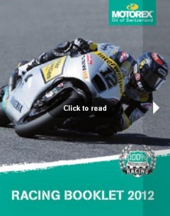 Motorex oils and lubes booklet