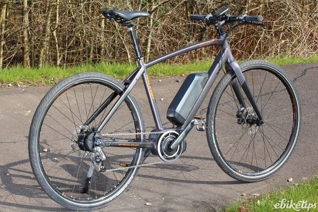 Ebike Tips take the Strada Electric for a spin